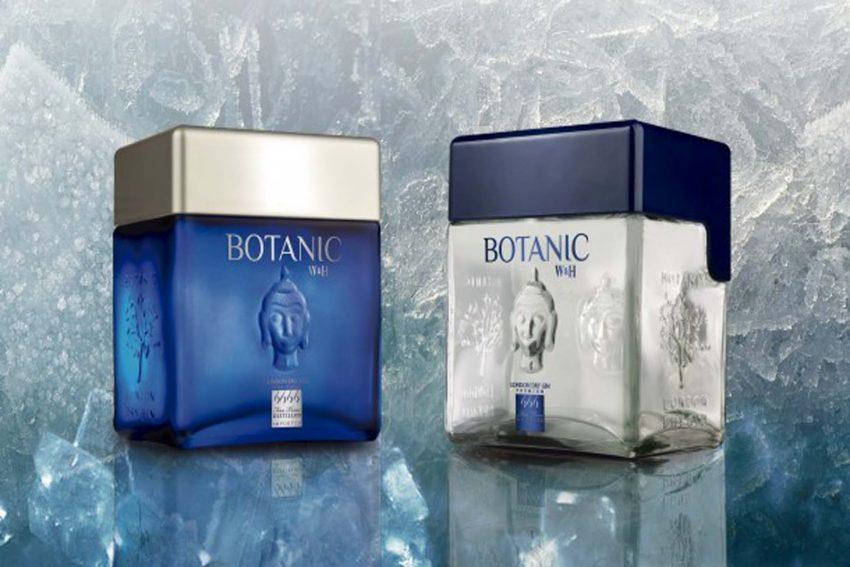 gin premium botanic