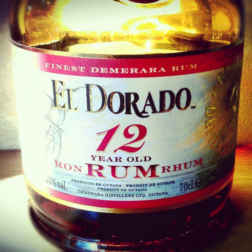 Ron El Dorado 12 años